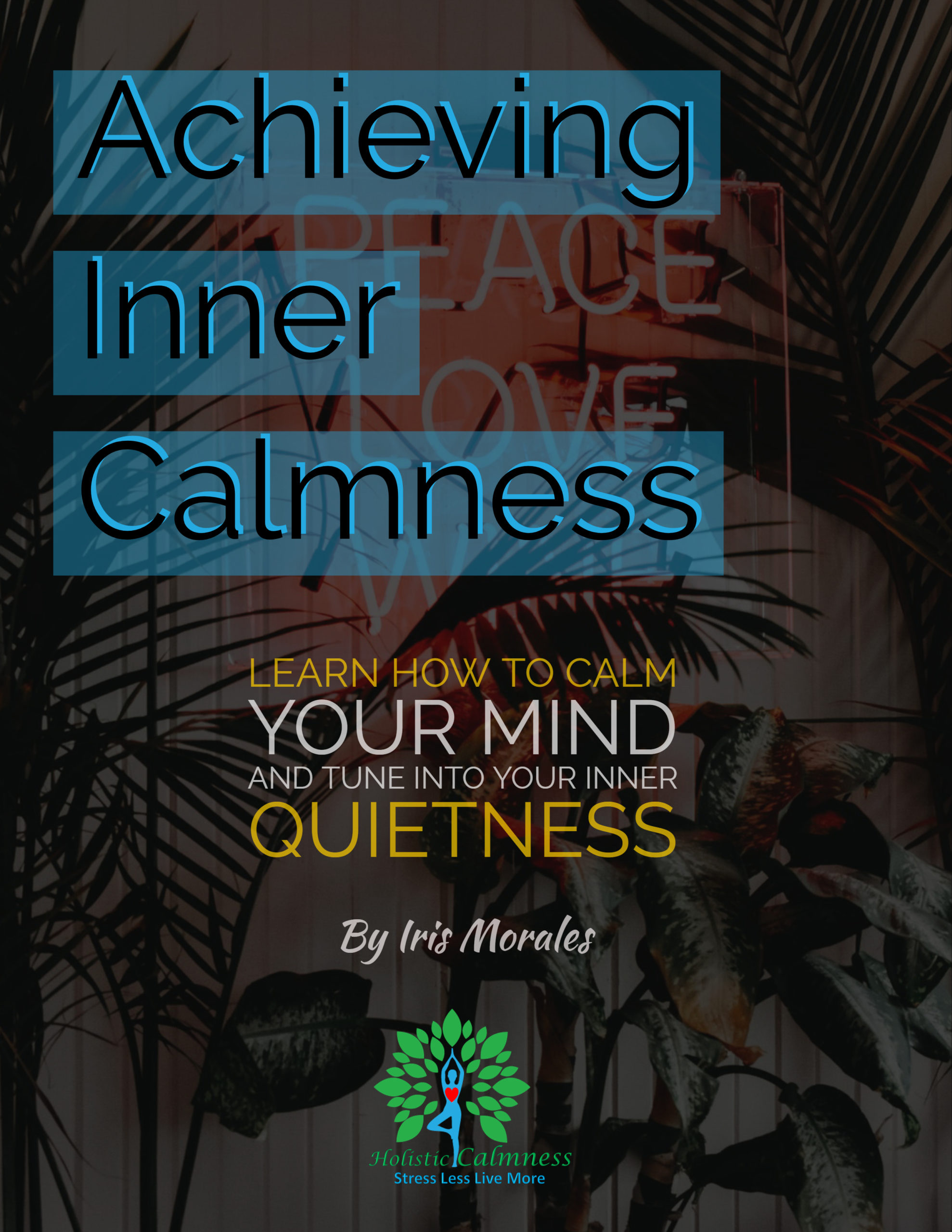 Inner Calmness Ebook Cover