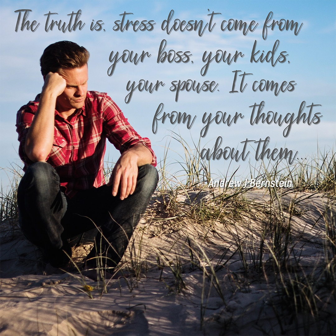 Manage Stress Quote
